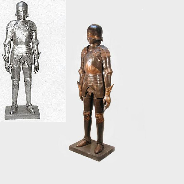 Bronze Suit of Armour (Close out price)
